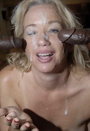 Bukkake Porn Pictures